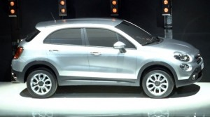 2013 Fiat X